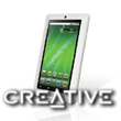 Creative ZiiO Multimedia Android Tablet im Test