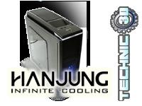 Hanjung TR200 EX PC-Gehäuse