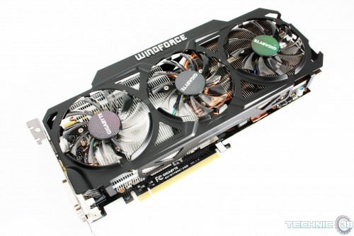 Gigabyte GeForce GTX 770OC 1