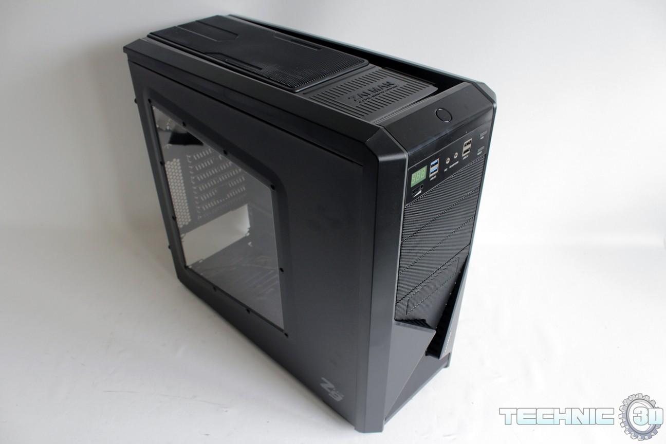 Faire un trou dans mon boitier boitier hardware - Faire un trou dans une vitre ...