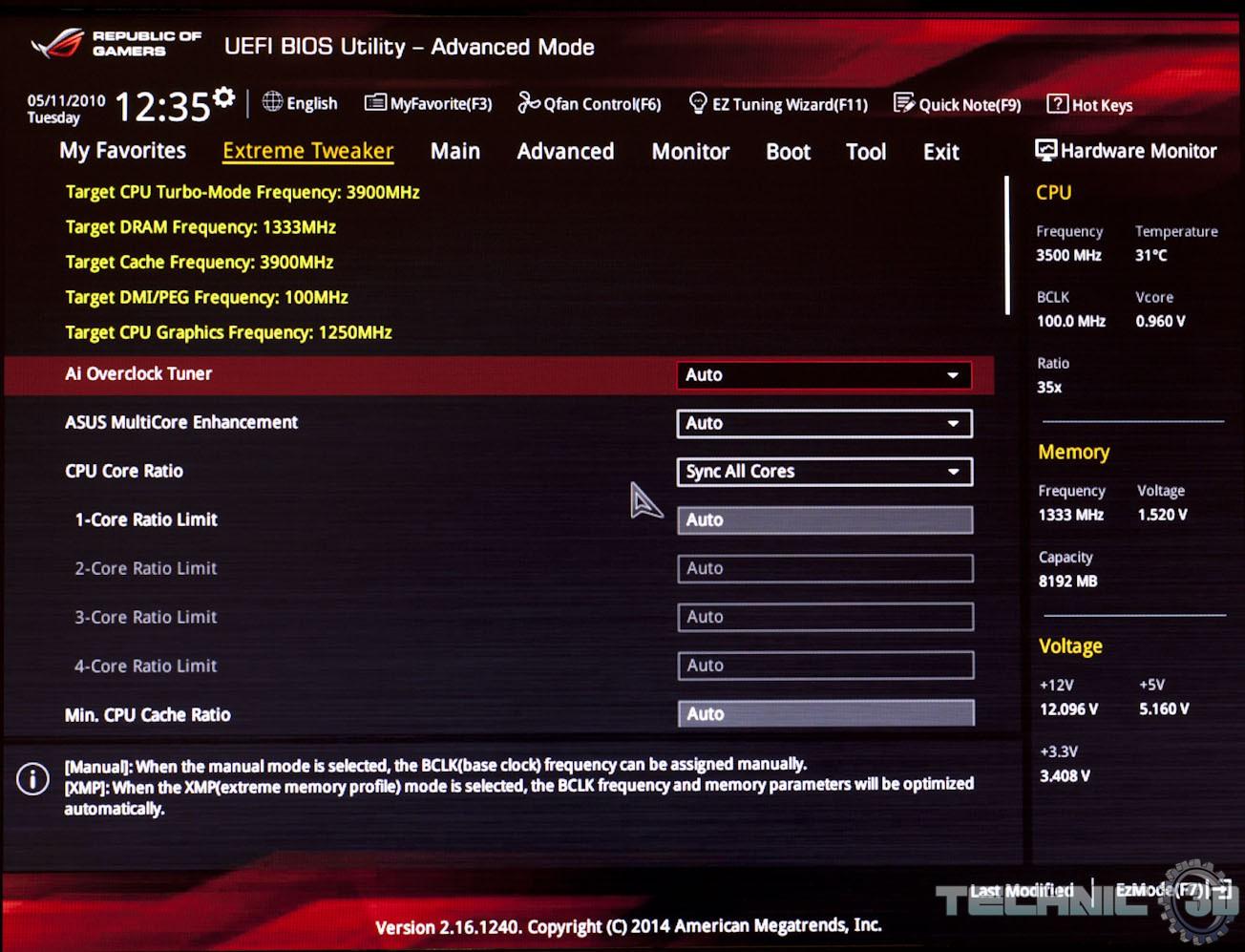 How to update Asus Maximus VII Hero BIOS - YouTube