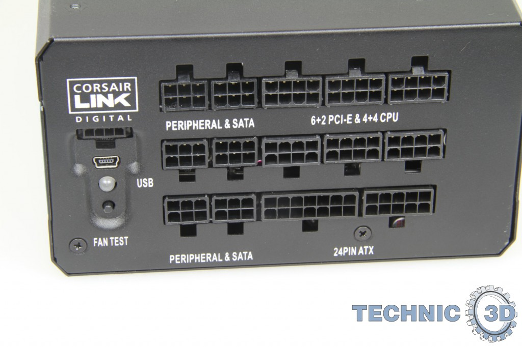 Corsair HX1000i Netzteil im Test | Review | Technic3D