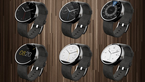Motorola Moto 360 Smartwatch im Test