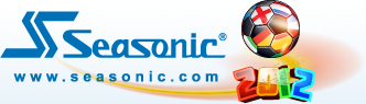 Seasonic EURO2012 Logo
