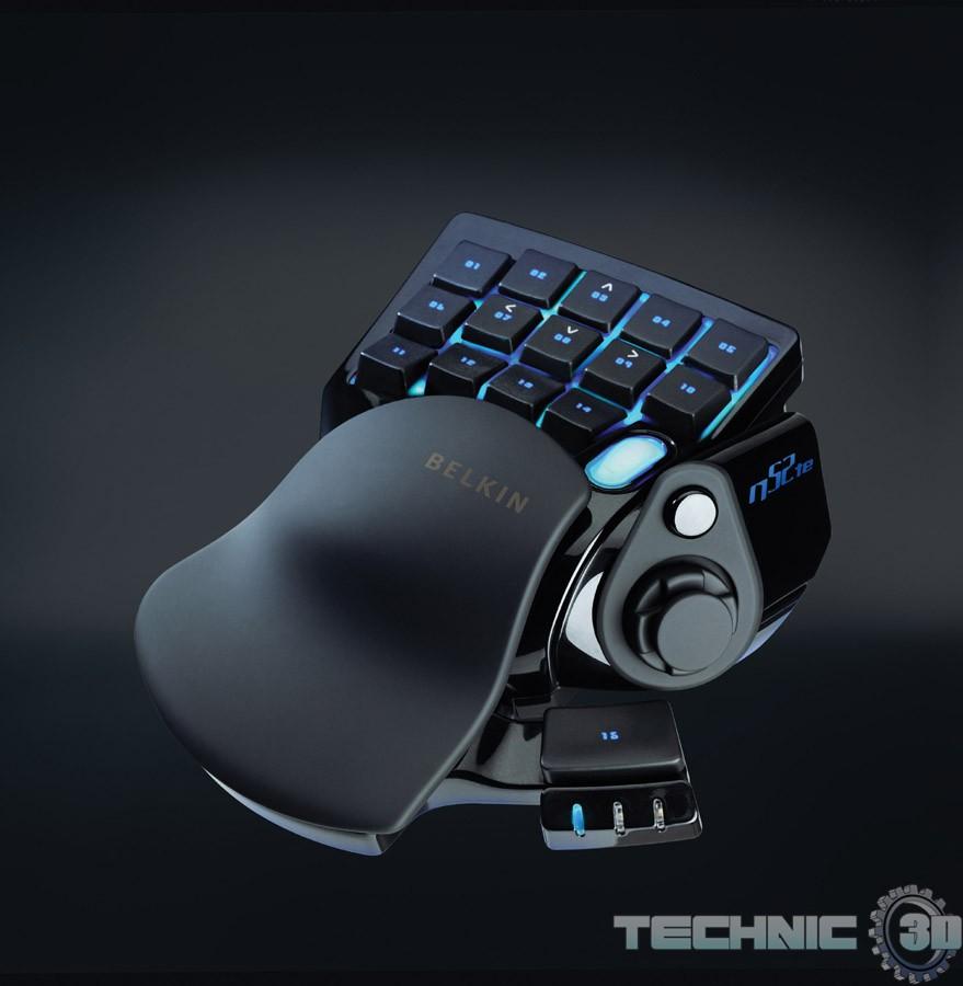 Belkin gamepad n52te