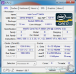 intel core i7 3960x idle