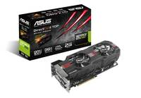 PR ASUS GeForce GTX 680 DirectCU II TOP Graphics Card with Box