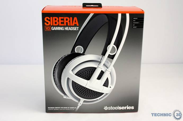 SteelSeries Siberia V3 0