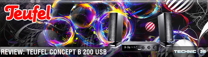 review banner teufel conceptb 200