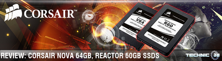 review corsair nova reactor