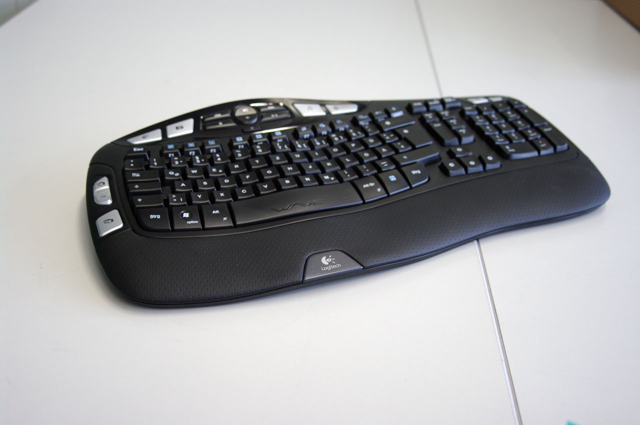 logitech internet 350 keyboard manual
