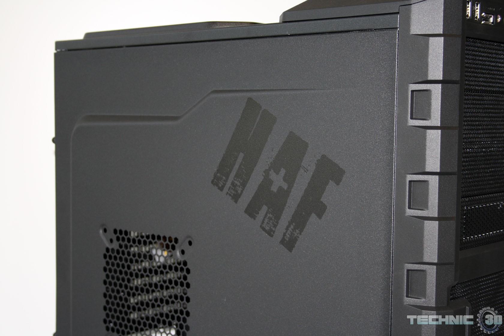 Cooler Master HAF 912 Plus   Review   Technic3D