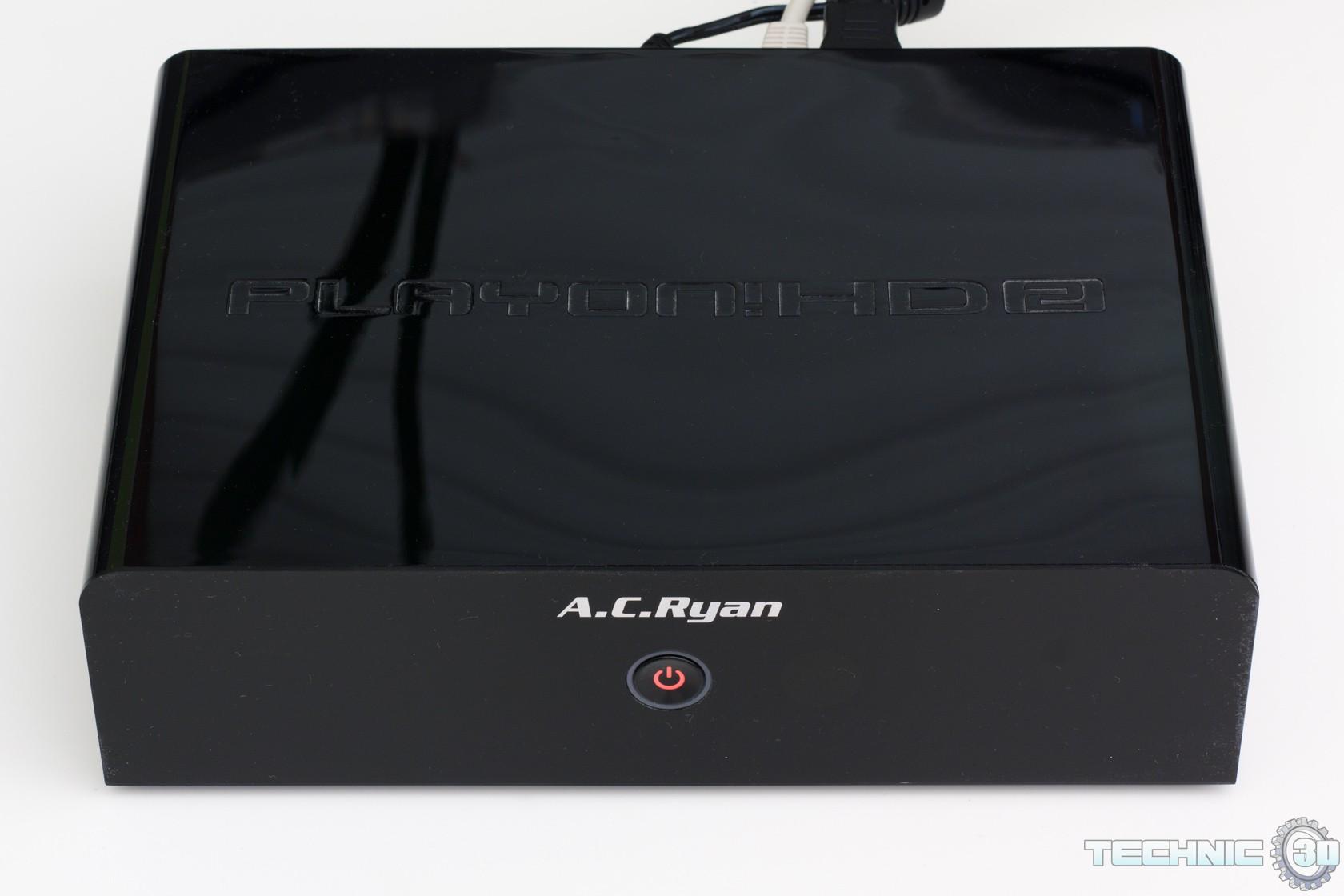 ac ryan playon hd2 update firmware