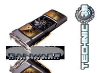 vorschau Gainward GTX590 2