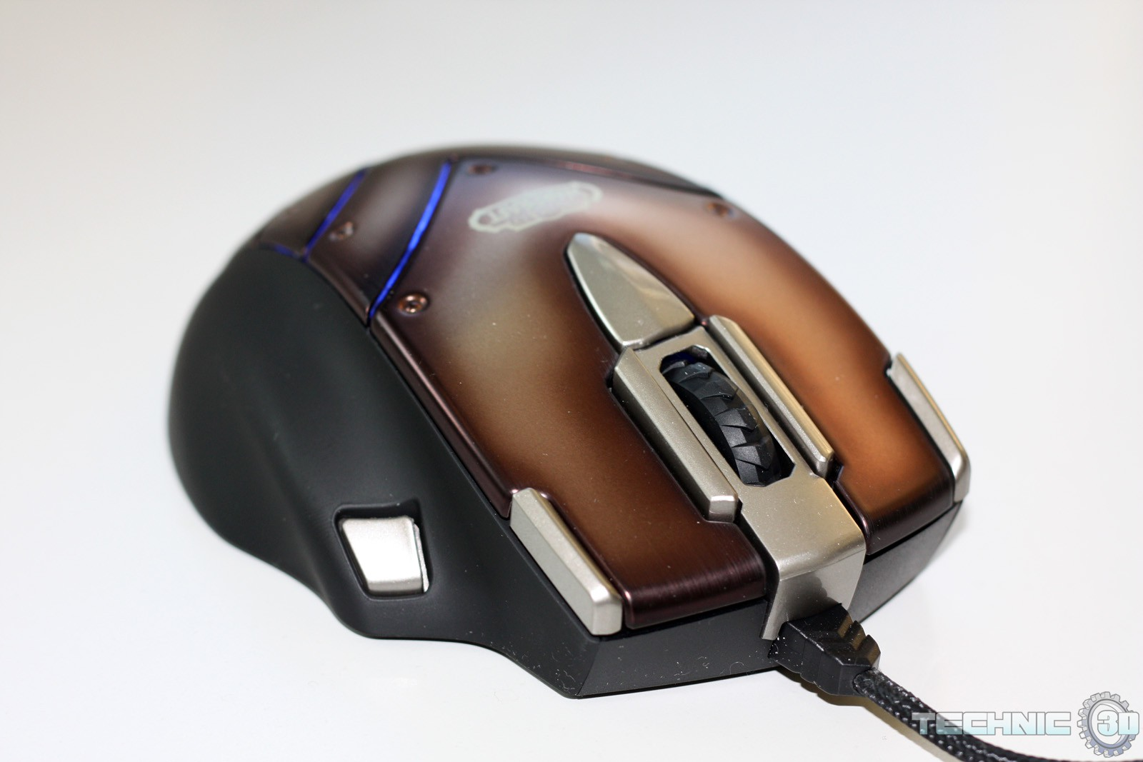 SteelSeries World of Warcraft Cataclysm MMO Gaming Mouse Driver UPDATE