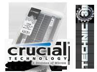 vorschau Crucial Ballistix Elite 16GB DDR3 1600 BLE2KIT4G3D1608DE1TX0 2