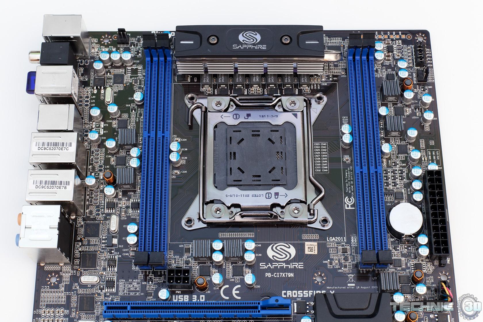 Sapphire PURE Black X79N XP