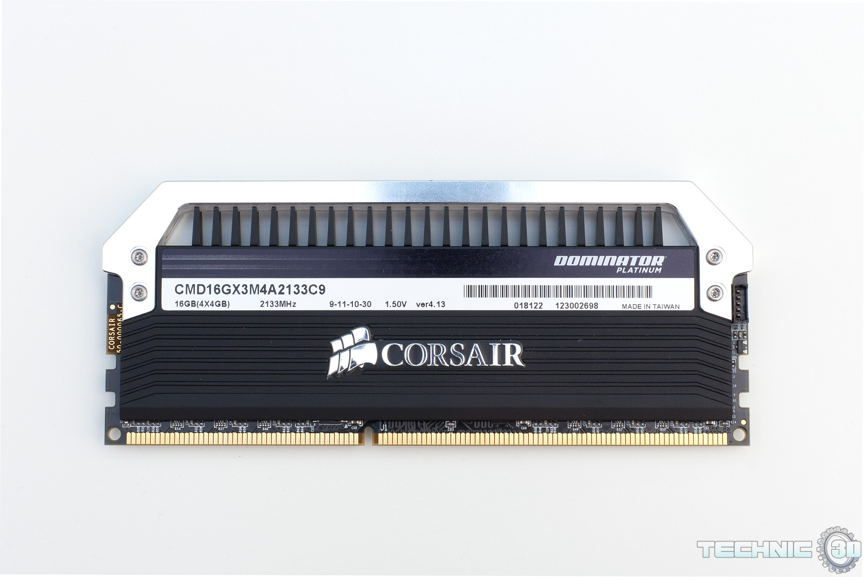corsair dominator platinum ddr3 2133 cl9 cmd16gx3m4a2133c9 8