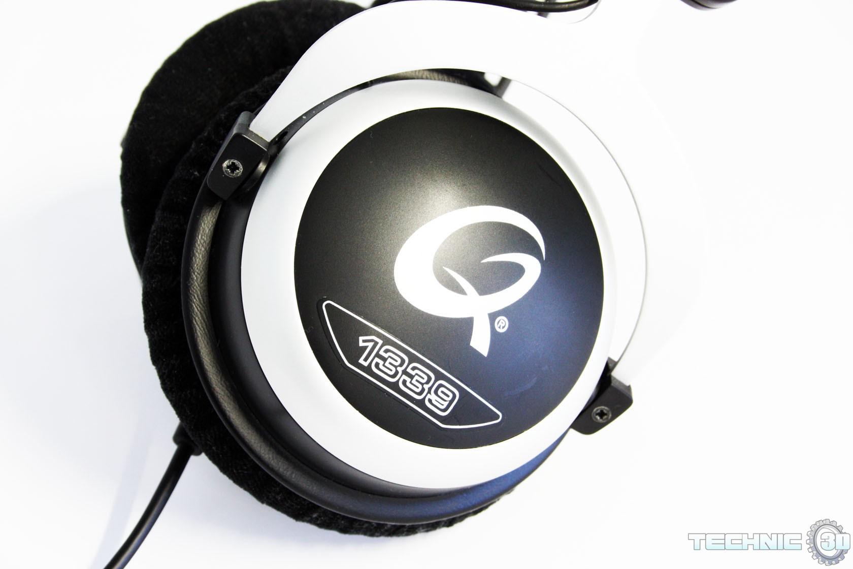 QPAD QH 1339 Gaming Headset 5