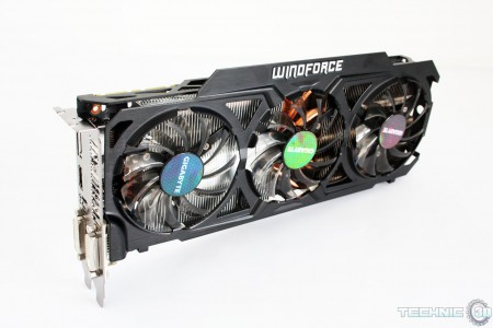 Gigabyte GeForce GTX 780 OC 3