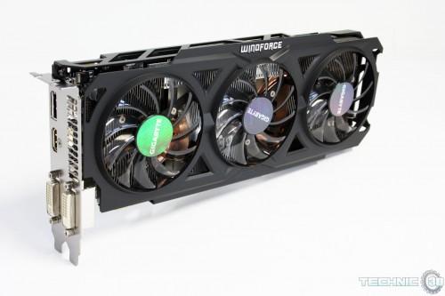 Gigabyte Radeon R9 270X Overclock Edition Grafikkarte | Review