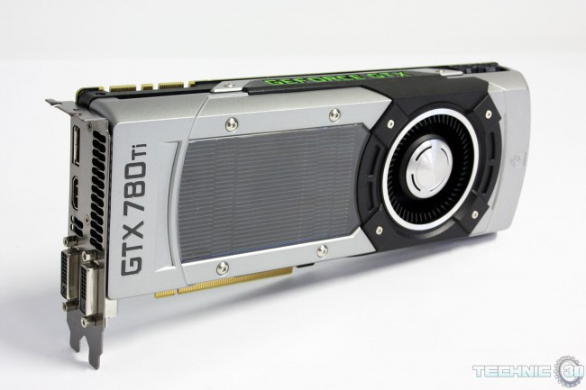 ZOTAC GeForce GTX 780 Ti 3