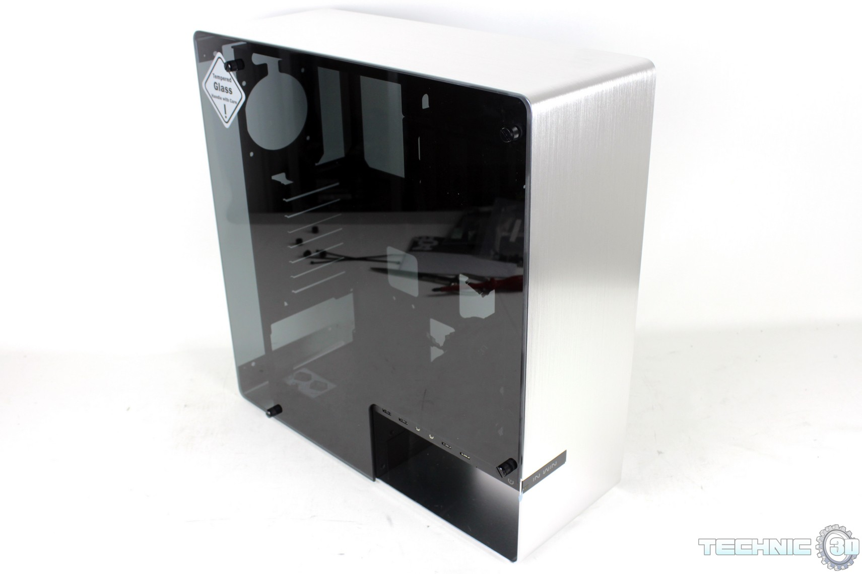 In Win 904 Gehäuse im Test   Review   Technic3D