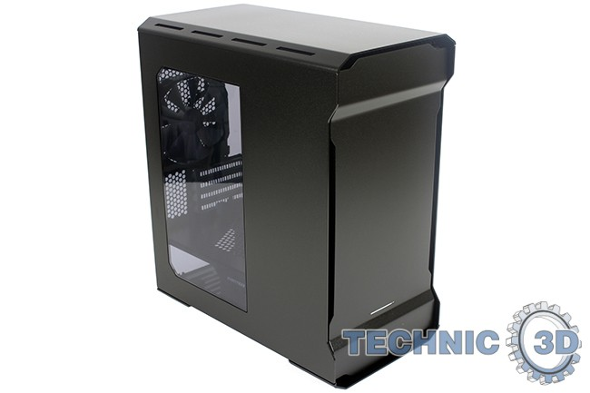 phanteks enthoo evolv gehaeuse test header