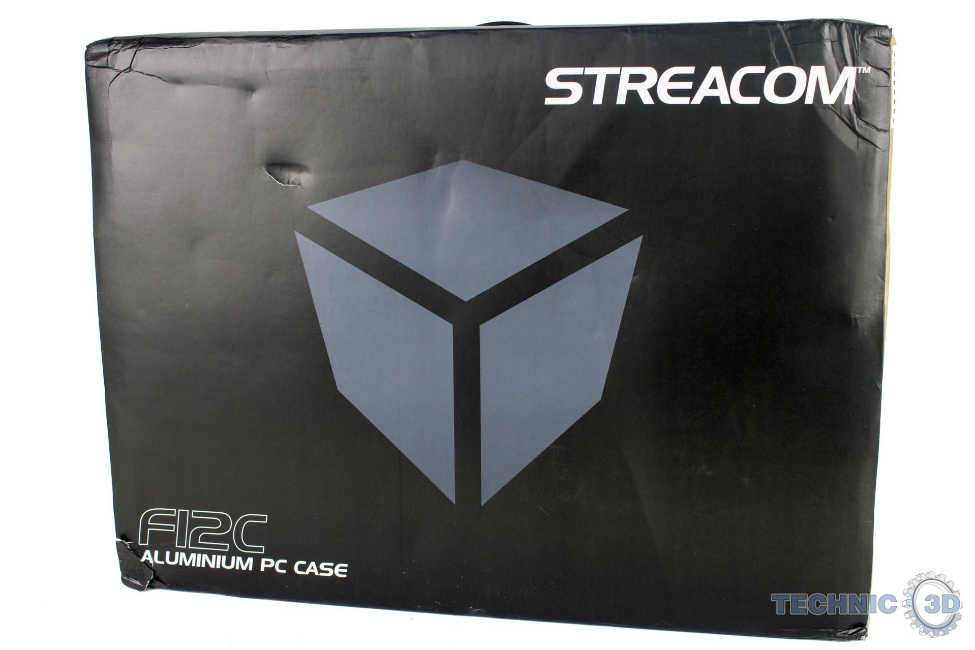 streacom f12c gehäuse im test   review   technic3d, Wohnzimmer
