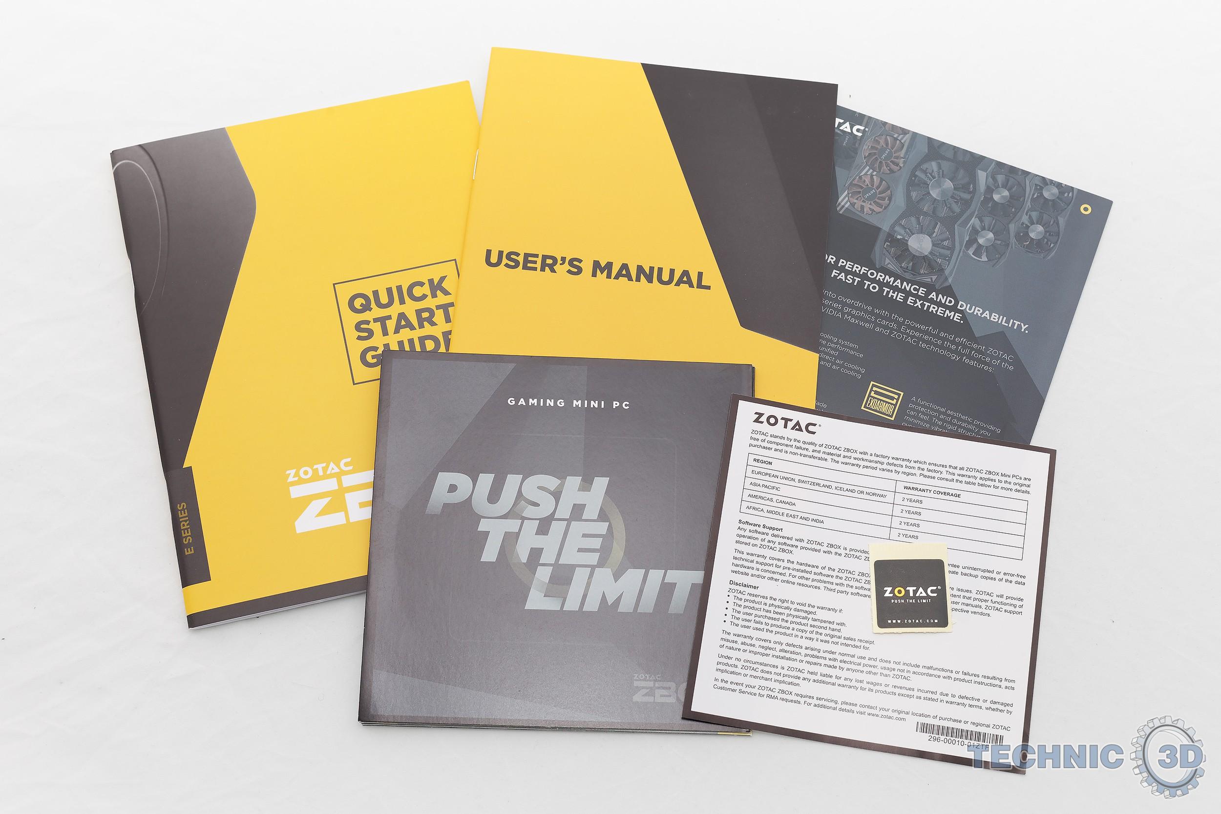 ZOTAC ZBOX Magnus EN970 | Review | Technic3D
