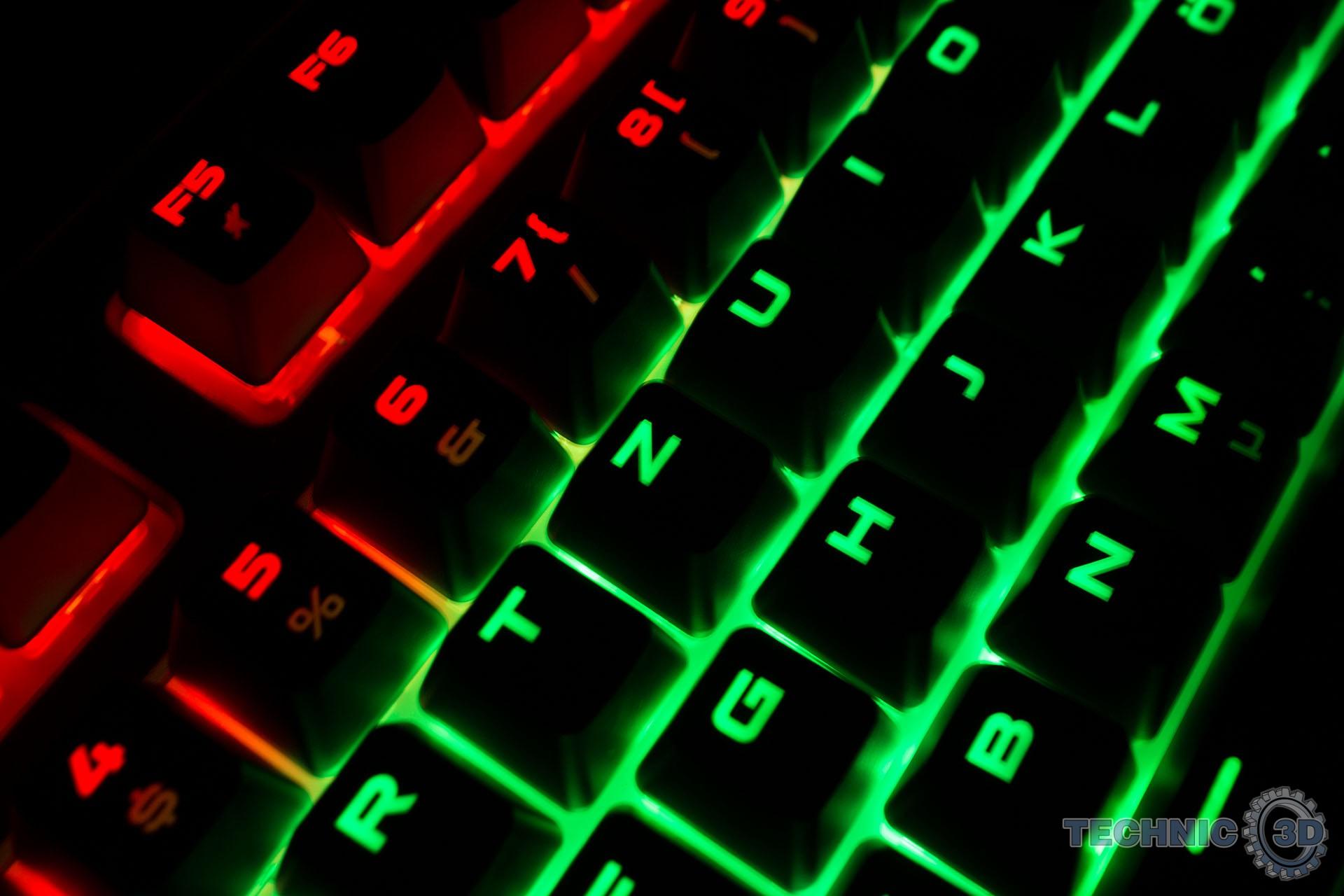 Corsair Gaming Strafe Rgb Review Technic3d Cherry Mx Red