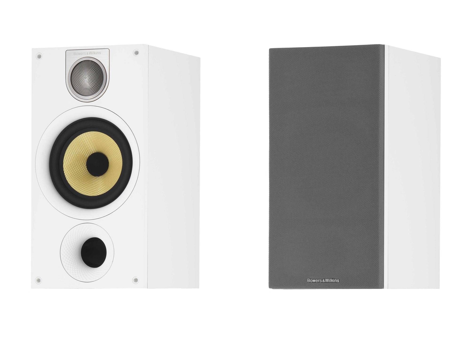 im test hifi kompaktbox b w 686 s2 audio technic3d. Black Bedroom Furniture Sets. Home Design Ideas