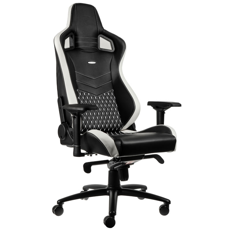 noblechairs epic gaming stuhl im kurzcheck review technic3d. Black Bedroom Furniture Sets. Home Design Ideas