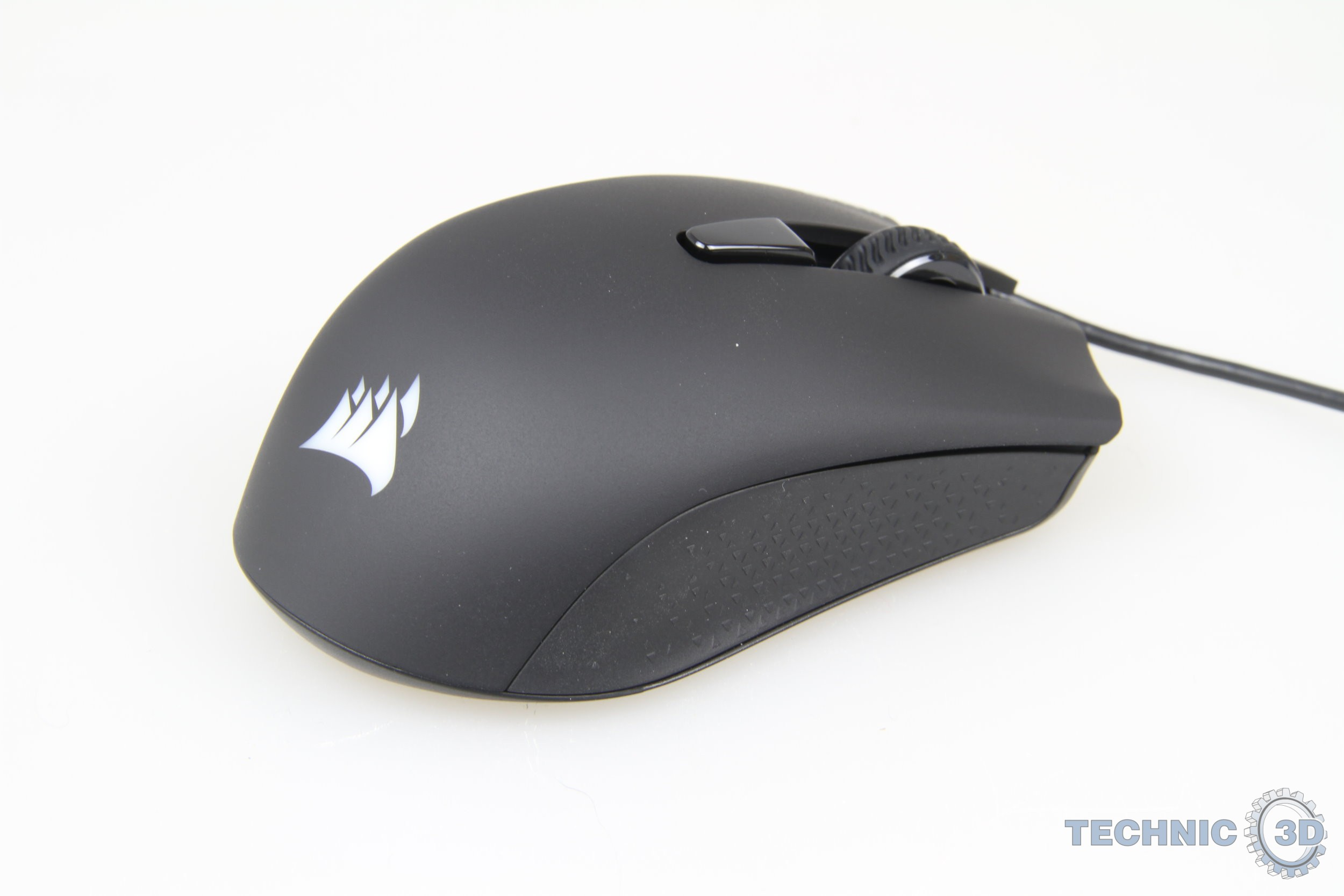 Corsair Harpoon RGB Gaming-Maus im Test | Review | Technic3D
