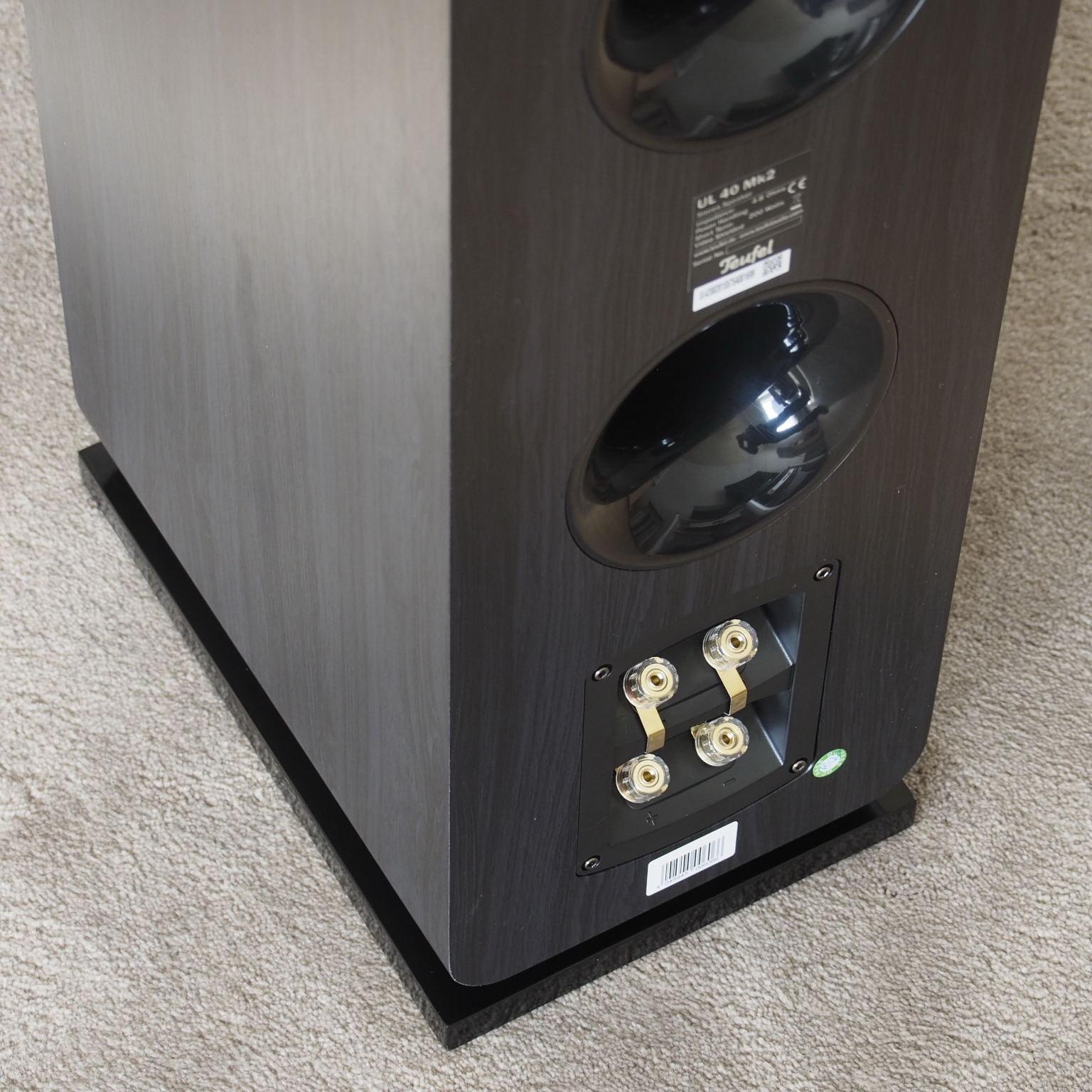 Im Test Standboxen Teufel Ultima 40 Mk2 Audio Technic3d