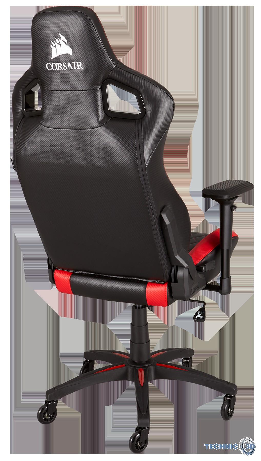 Corsair T1 Race Gaming Stuhl Review Technic3d