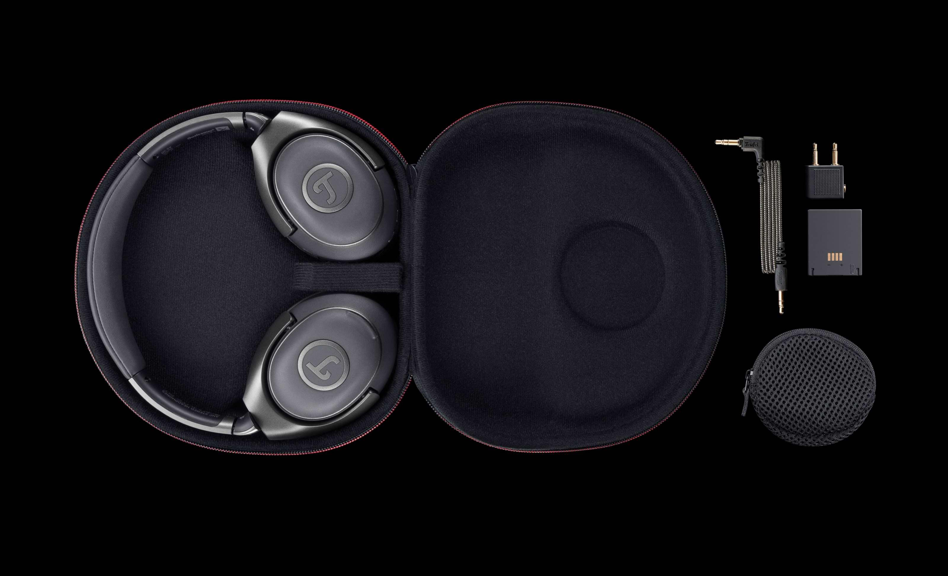 im test bluetooth over ear kopfh rer teufel mute bt. Black Bedroom Furniture Sets. Home Design Ideas
