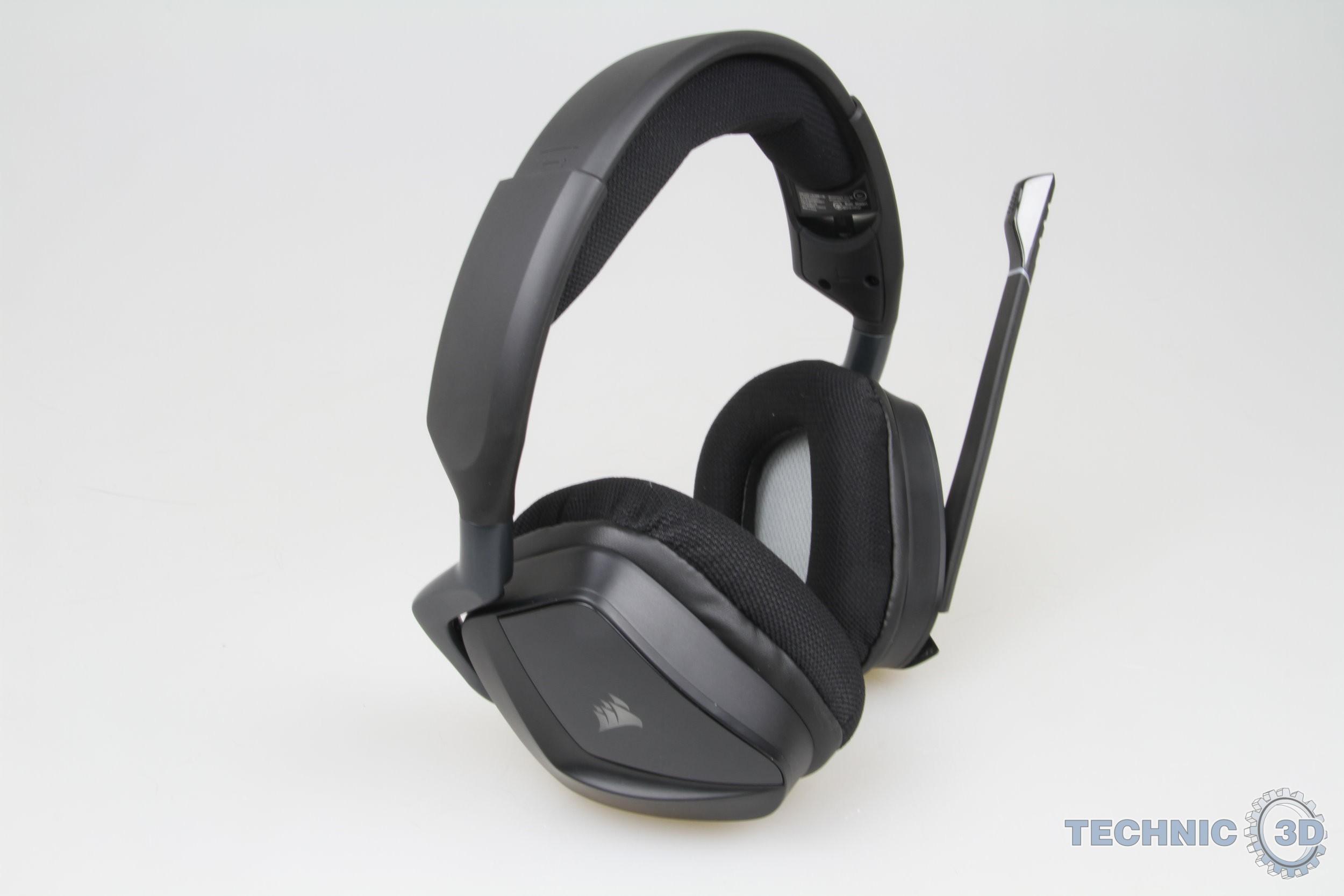 6ba4ac6fbe4 Corsair VOID PRO RGB Wireless Headset im Test | Review | Technic3D