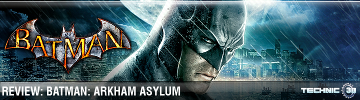 review batman arkham asylum