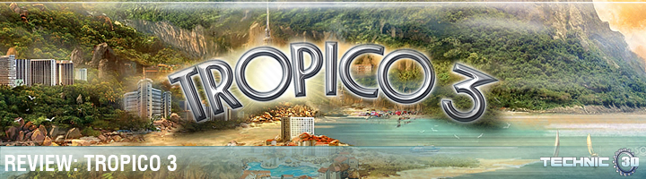 tropico 3 review banner