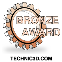 award bronze blacks