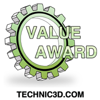 award value blacks