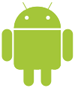 Android logo xs