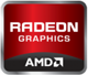 amd radeon graphics logo klein