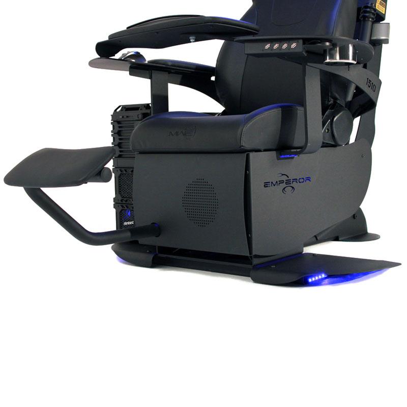 Emperor Chair 1510 High Tech Arbeitsplatz für bis zu 9000 00 Euro News