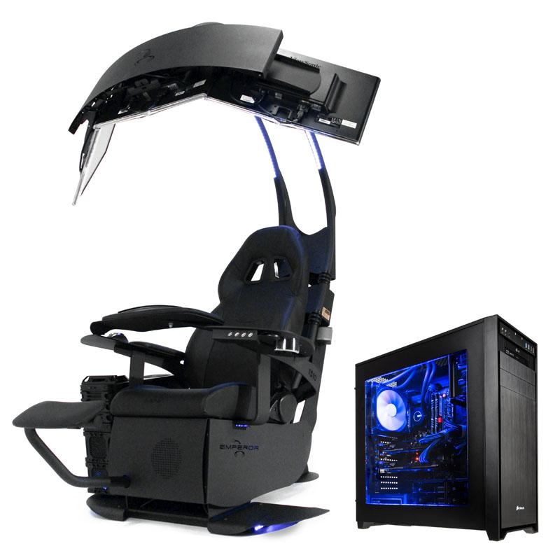 Emperor Chair 1510 High Tech Arbeitsplatz F 252 R Bis Zu 9000