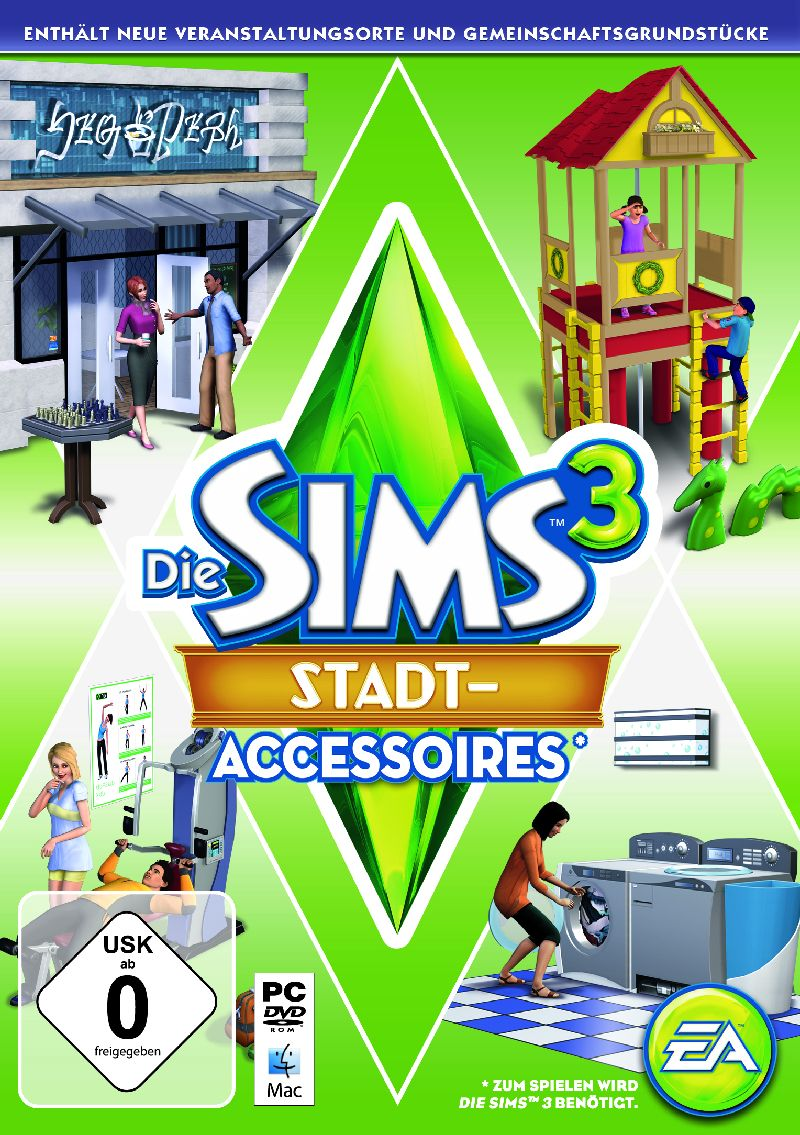 ea pr sentiert neues erweiterungskit f r die sims 3 news technic3d. Black Bedroom Furniture Sets. Home Design Ideas
