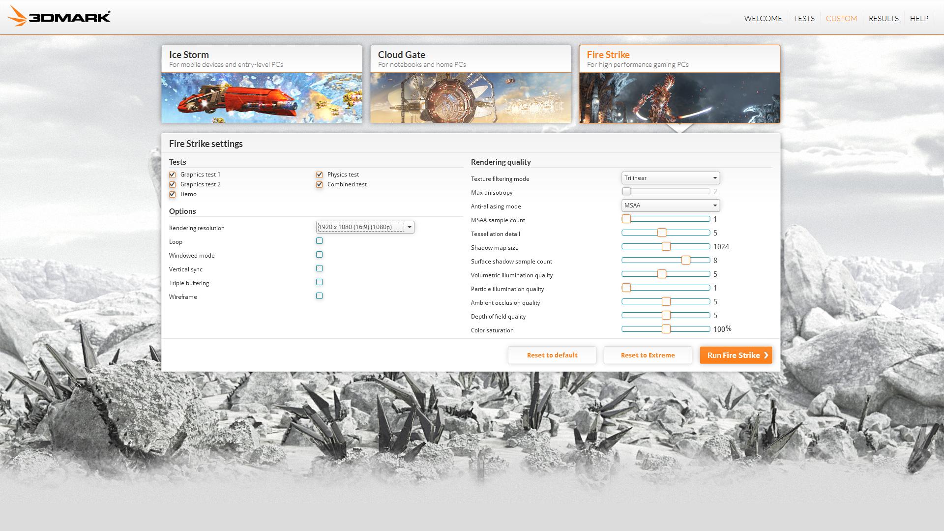 Futuremark 3DMark Windows | Download | Technic3D