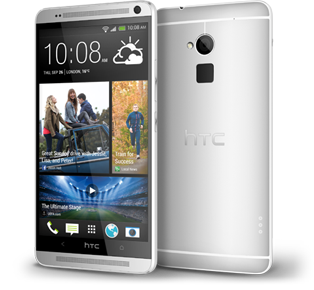 htc one max dimension