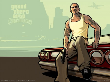 Grand Theft Auto San Andreas 875